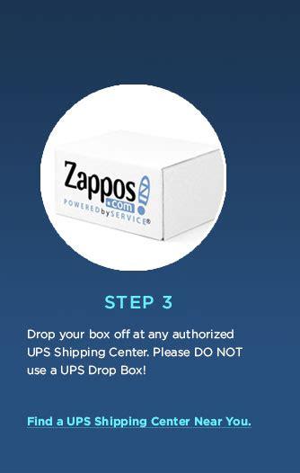 shipping  returns zapposcom