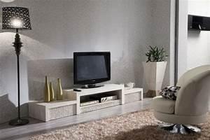 Tv Chez But : le meuble tv design et style pour l 39 int rieur ~ Teatrodelosmanantiales.com Idées de Décoration