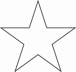 Star Outline Clipart | Clipart Panda - Free Clipart Images