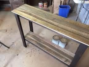 Narrow Storage Bench