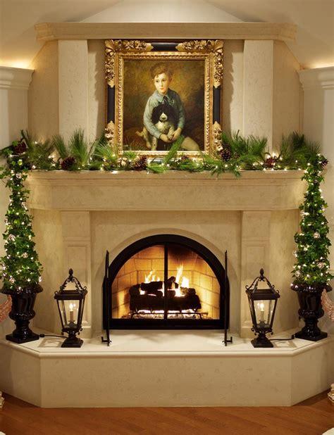 decorate  corner fireplace mantel fireplace designs