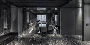 Wayne Tile by Daring Monochromatic Interior Scheme Quot Home In Black