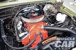 Motor Camaro Ss 68