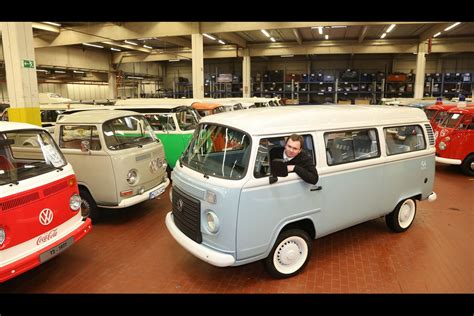 Last Vw Type 2 Kombi Made In Brazil Brought To Hannover