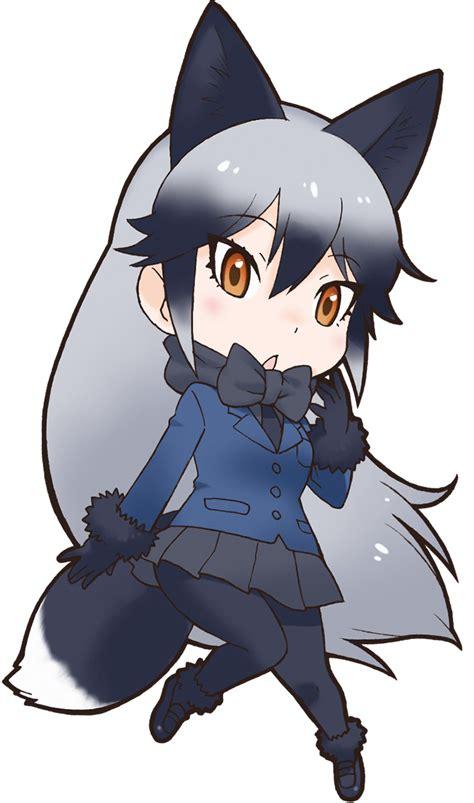 silver foxnexon game japari library  kemono friends