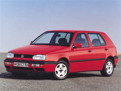 Volkswagen Golf Photo by Volkswagen Golf Iii Photos Photogallery With 11 Pics
