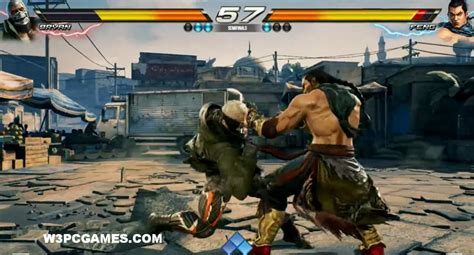 Download Tekken 7 Game Full Version Setup For PC Via