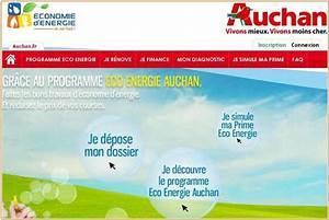Prime éco énergie Auchan : auchan favorise les conomies d nergie sous forme de ~ Dode.kayakingforconservation.com Idées de Décoration