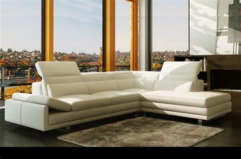 canape en s canapé d 39 angle en cuir italien prestige sélection 6 7