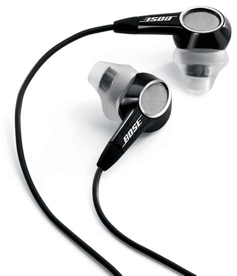 Bose Triport Ie In Ear Headphones  Earphones Earbuds