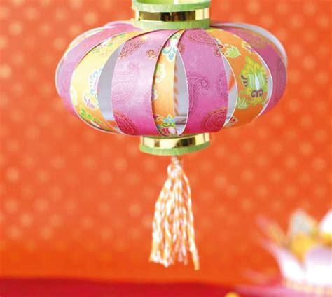 comment faire une lanterne en papier de