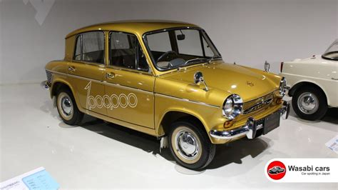 This Golden, 1963 Carol 600 Deluxe is Mazda's 1,000,000th ...