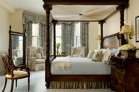 curtains for canopy bed brownstone home by humphrey