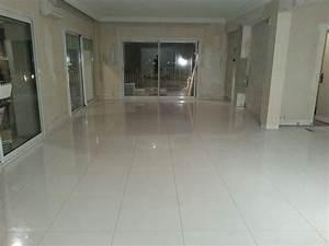 realisation de carrelage de sol dans un appartement a With carrelage pour sous sol