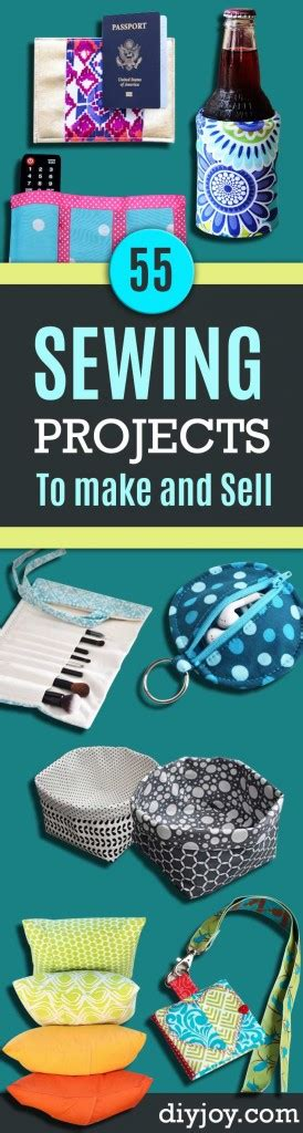 sewing projects    sell page    diy joy