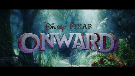 onward official title motion  disney pixar