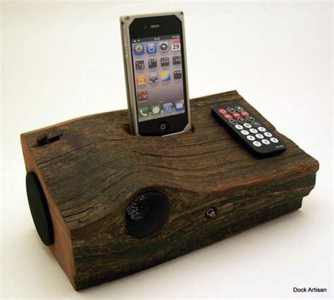 Redwood iPhone Speaker Docking Station ? Gadgets Matrix