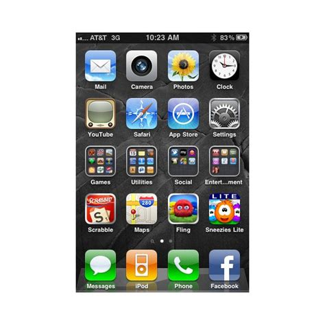 how to move icons on iphone how to move iphone icons rearranging the home screen