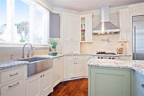 white kitchen farm sink фартук для кухни 33 фото лучшие идеи и материалы 1371