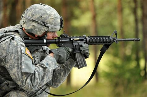 competing carbines outperformed   ic competition