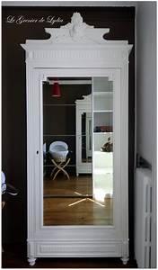 Petite Armoire Penderie : les 25 meilleures id es de la cat gorie relooking de l 39 armoire sur pinterest remodeler le ~ Preciouscoupons.com Idées de Décoration