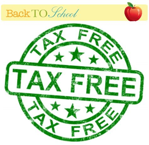 tax free weekend tax free weekends 2015 dates based on states