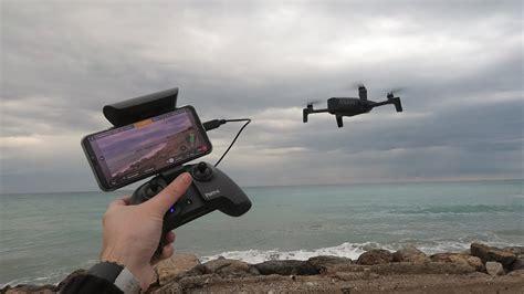parrot anafi  precise home atterra   drone dji  precision landing youtube