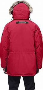EXPEDITION PARKA RED Quarks Shoes