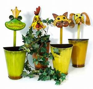 Blumentopf Zum Hängen : pflanztopf tiere zum h ngen exklusiv 920451 bertopf ~ Michelbontemps.com Haus und Dekorationen