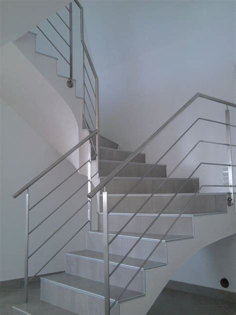 Rampe D Escalier Inox