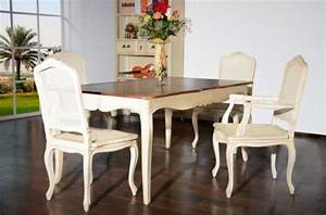 Shabby Chic Stühle : 1000 ideas about massivholztisch on pinterest dining room tables oak table and wood tables ~ Orissabook.com Haus und Dekorationen