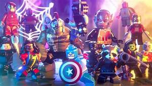 LEGO MARVEL SUPER HEROES 2 Trailer Introduces Kang and a ...