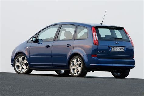 Ford Focus C Max Estate Review 2003 2018 Parkers