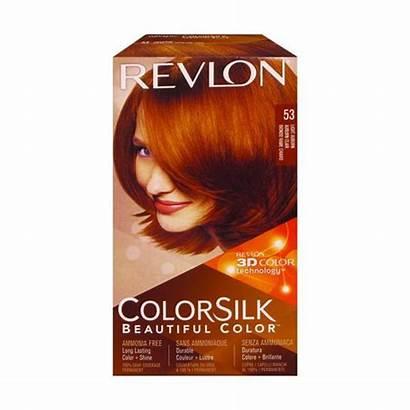 Auburn Colorsilk Revlon Permanent Pack Walmart
