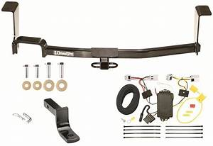 Trailer Hitch  U0026 Wiring Harness Kit Combo For A 2011-2017 Nissan Juke Awd New