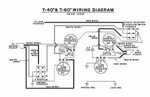Peavey T 60 Guitar Wiring Diagram