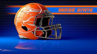 Boise Football State Wallpapers Helmet Background Cool