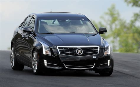 car models cadillac ats