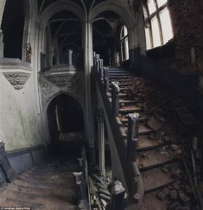 Fall from grace: Pictures of fascinating and eerie ...