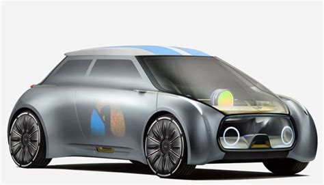 Mini's Concept For A World Without Car Ownership Techcentral