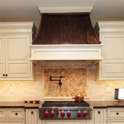 oven wall copper kitchen copper kitchen hood copper range hood