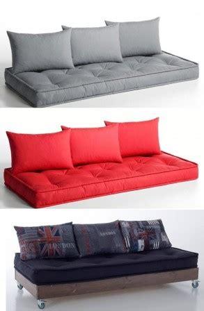 grand coussin pour canapé matelas et coussins pour lit banquette sol jpg janv