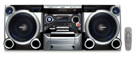 Mp3 Mini Hi-fi System Fwm377/05