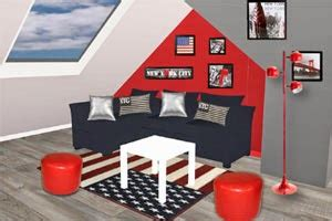 decoration chambre ado style americain chambre deco americaine visuel 8