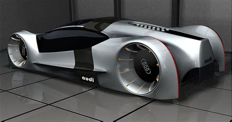 Audi, Concept Car, Futuristic Vehicle, Future Car