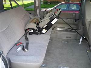 I Took The Factory Seats Out And Put In A Conversion Van
