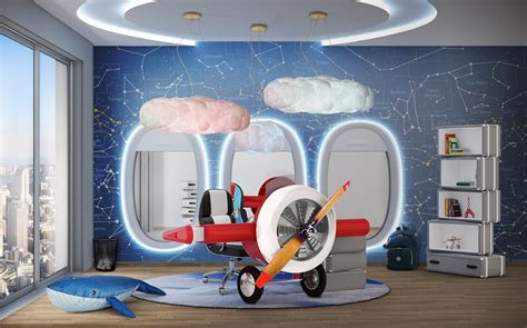 kids 39 room design sky collection for little pilots archi living com