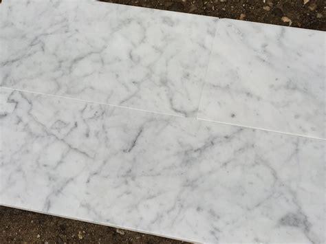 carrara white 6x12 subway tile polished