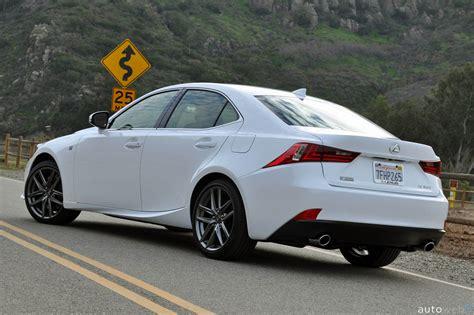 lexus is350 2015 lexus is 350 f sport review autoweb