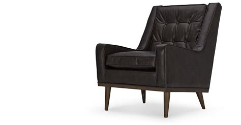 Retro Armchairs For Sale Uk by Retro Armchair Vintage Brown Premium Leather Brown